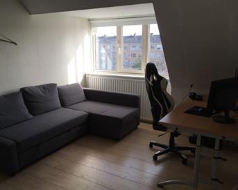 Kamer in Den Haag, Veenendaalkade op Kamernet.nl: Twee kamers te huur in gezellig huis