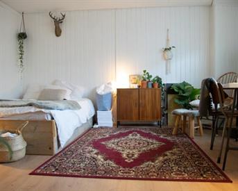 Kamer in Enschede, Kuipersdijk op Kamernet.nl: Net gerenoveerde kamer op toplocatie!
