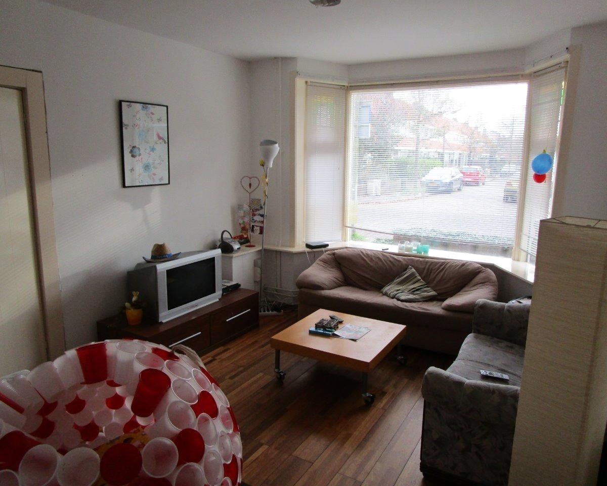 Kamer aan Bijenhofstraat in Leeuwarden