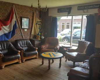 Kamer in Enschede, Wicher Nijkampstraat op Kamernet.nl: Studentenhuys Praeclara Rara