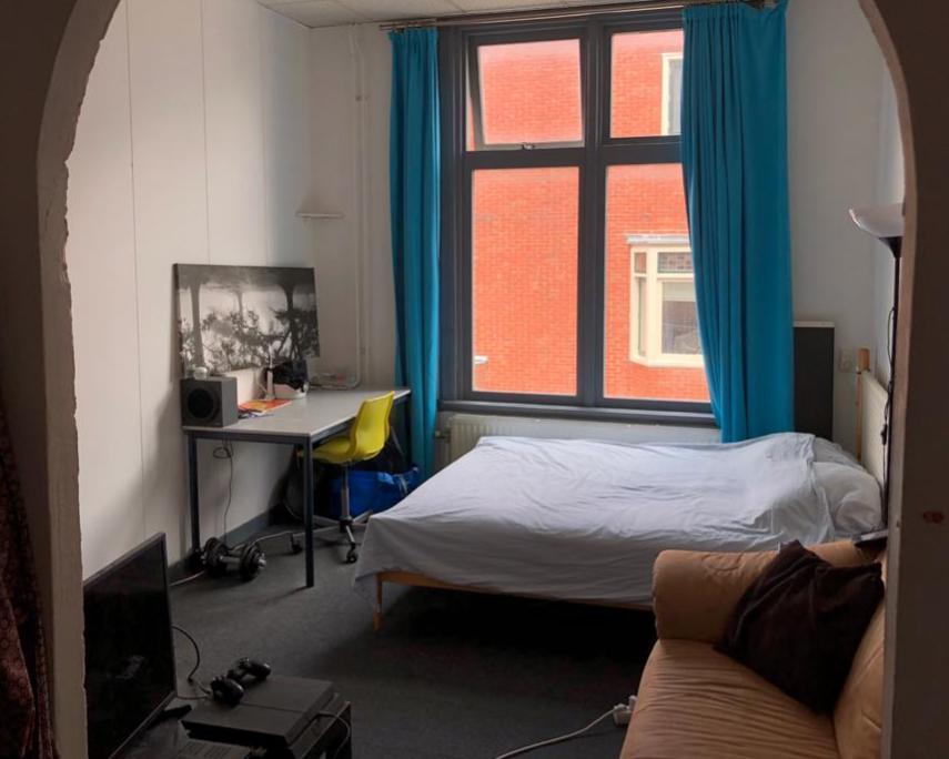 Kamer te huur aan de Oosterweg in Groningen