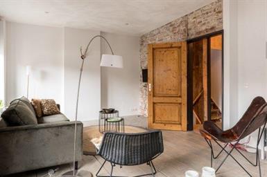 Kamer in Maastricht, Zakstraat op Kamernet.nl: Prachtig gemeubileerd appartement