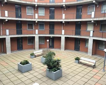 Kamer in Schiedam, Lieftinckplein op Kamernet.nl: Appartement met parkeerbox te huur