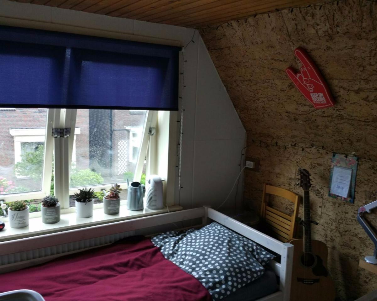 Kamer aan Bergweg in Enschede