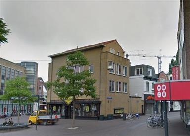 Kamer in Enschede, Marktstraat op Kamernet.nl: Gemeubileerde kamer met balkon