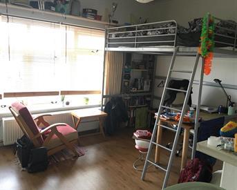 Kamer in Enschede, Walhofstraat op Kamernet.nl: Leuke Studentenhuis