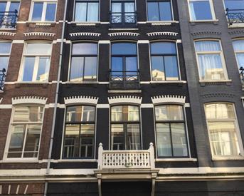 Kamer in Amsterdam, Tweede Jan van der Heijdenstraat op Kamernet.nl: Sfeervolle kamer in ruim appartement in de Pijp