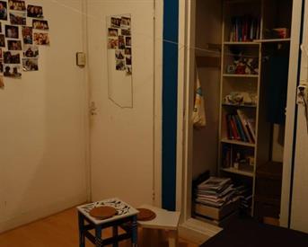 Kamer in Groningen, Van Swinderenstraat op Kamernet.nl: Kamer in gezellig huis