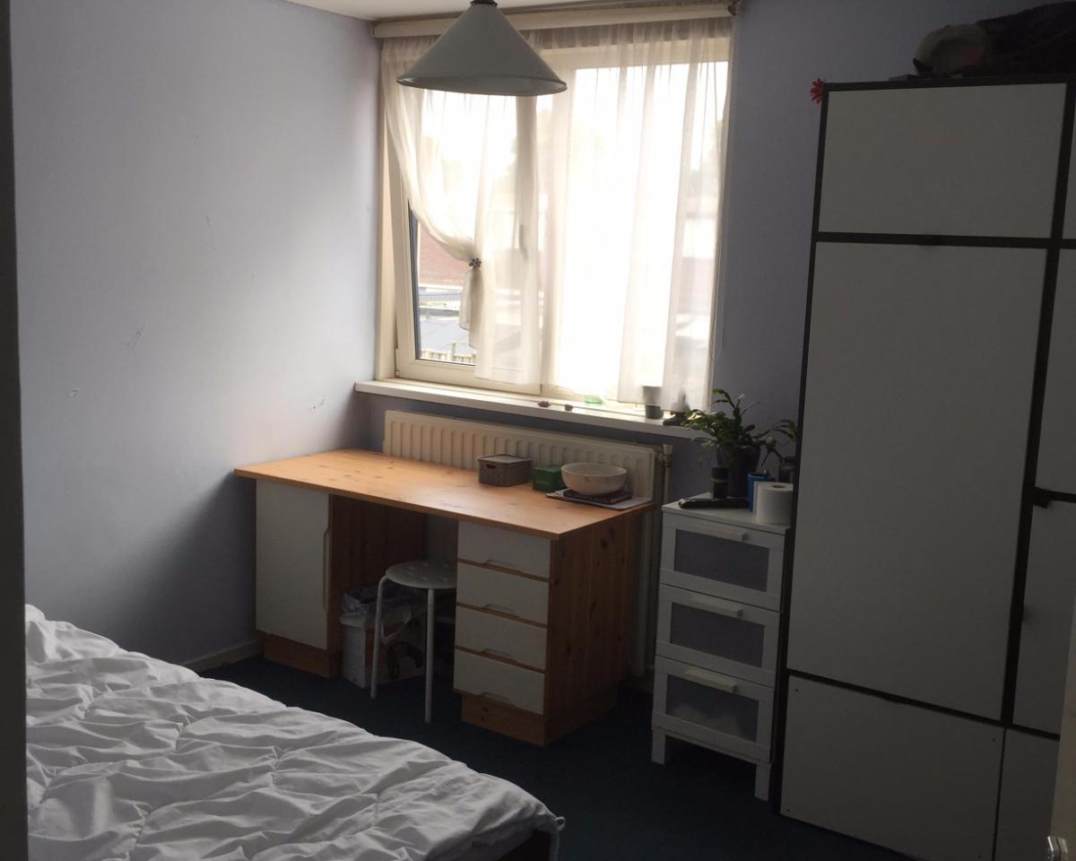 Kamer te huur in de Hoeckelumstraat in Nijmegen