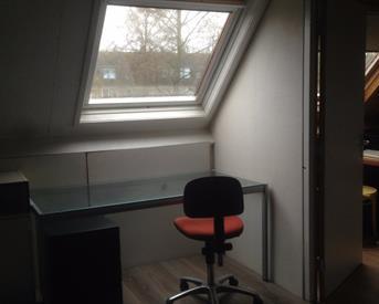 Kamer in Amsterdam, Wethouder Seegersplein op Kamernet.nl: zolderkamer te huur achter AMC