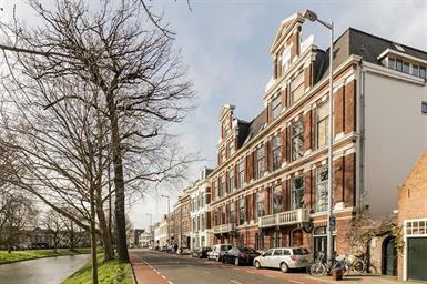 Kamer in Utrecht, Wittevrouwensingel op Kamernet.nl: Prachtig penthouse aan de Wittevrouwensingel