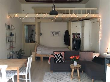 Kamer in Nijmegen, van Berchenstraat op Kamernet.nl: Tijdelijk studio te huur in centrum Nijmegen!