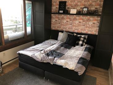 Kamer in Utrecht, Hijmans van den Berghlaan op Kamernet.nl: Kamer in mooi appartement (tijdelijk) te huur!