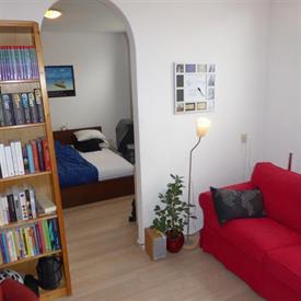 Kamer in Tilburg, Hoefstraat op Kamernet.nl: Appartementmet eigen keuken, slaapkamer en badkamer!