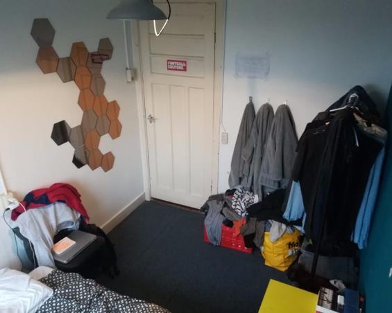 Kamer aan Amsterdamsestraatweg in Utrecht