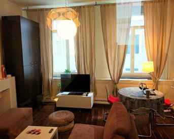 Kamer in Maastricht, Witmakersstraat op Kamernet.nl:  Fully furnished 1-bedroom central flat