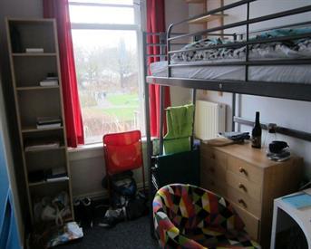 Kamer in Leiden, Morsweg op Kamernet.nl: Knusse kamer