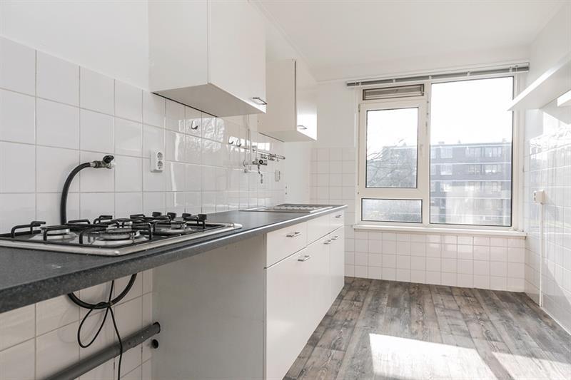 Appartement aan Wilbertoord in Rotterdam