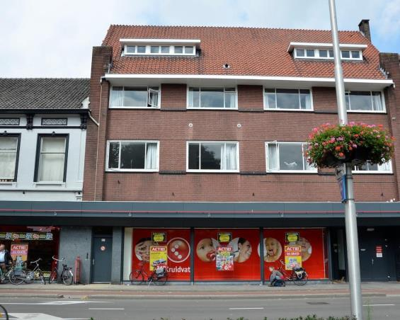 Kamer aan Zomerstraat in Tilburg