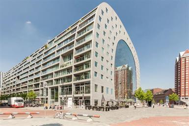 Kamer in Rotterdam, Verlengde Nieuwstraat op Kamernet.nl: Waanzinnig mooi gemeubileerd appartement in Markthal
