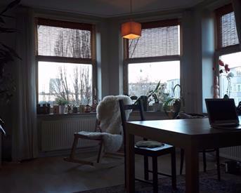 Kamer in Amsterdam, Granidastraat op Kamernet.nl: Mooi appartement te huur. (tijdelijk) 1wk