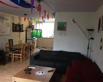 Kamer in Enschede, Adriaen Brouwerstraat op Kamernet.nl: Kamer mannen studentenhuis