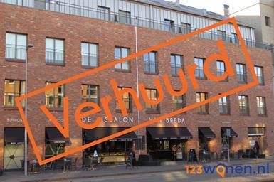Kamer in Breda, Wijngaardhof op Kamernet.nl: Exclusief wonen in het centrum van Breda met heerlijk groot terras!
