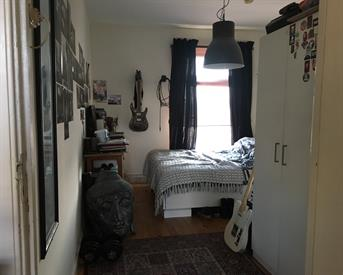 Kamer in Breda, Balfortstraat op Kamernet.nl: Tijdelijke gemeubileerde kamer in centrum Breda