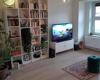 Kamer in Amsterdam, Admiraal De Ruijterweg op Kamernet.nl: Bright room fully furbished flat