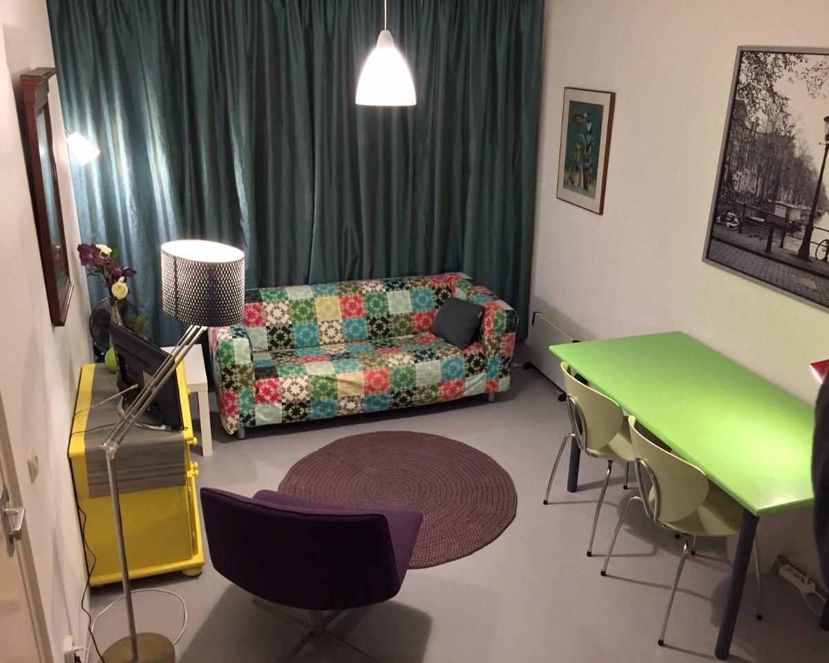 Kamer te huur in de Komijnstraat in Amsterdam