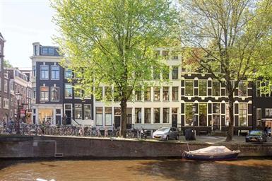 Kamer in Amsterdam, Herengracht op Kamernet.nl: Prachtig gelegen monumentaal 2 slaapkamer grachten appartement