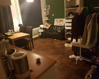 Kamer in Groningen, Schuitendiep op Kamernet.nl: Tijdelijke gemeubileerde kamer in centrum