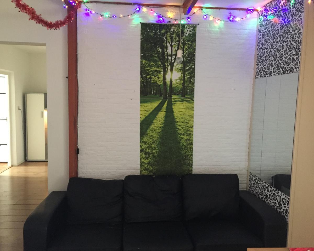 Kamer aan Amerbos in Amsterdam