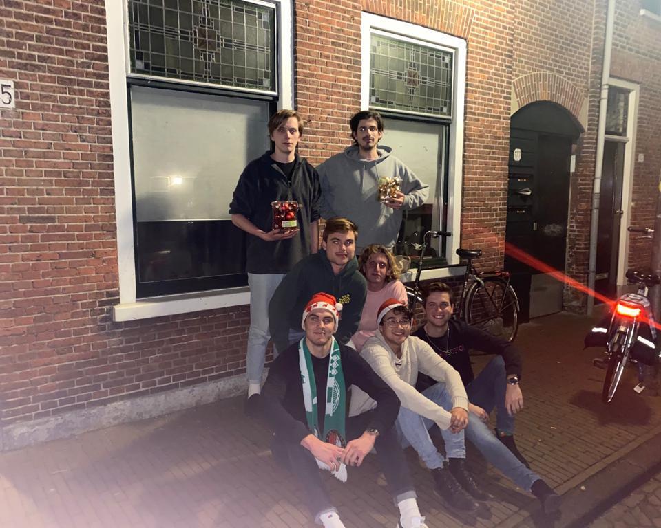 Kamer te huur in de Buitenwatersloot in Delft