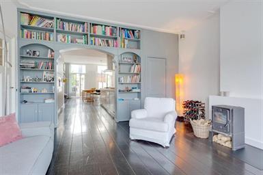 Kamer in Amsterdam, Jacob van Lennepkade op Kamernet.nl: Luxe 2 dubbel familie bovenhuis