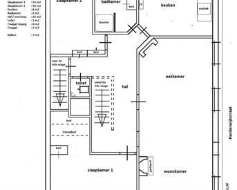 Kamer in Den Haag, Dierenselaan op Kamernet.nl: Dubbel bovenhuis (ZEER GROOT)