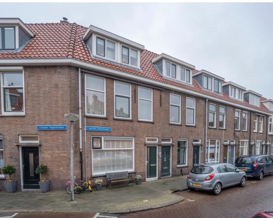 Kamer te huur in de Jacob Catsstraat in Delft