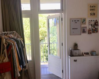 Kamer in Amsterdam, Van Hogendorpstraat op Kamernet.nl: Kamer voor Augustus