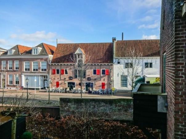 Appartement aan Kamperbinnenpoort in Amersfoort