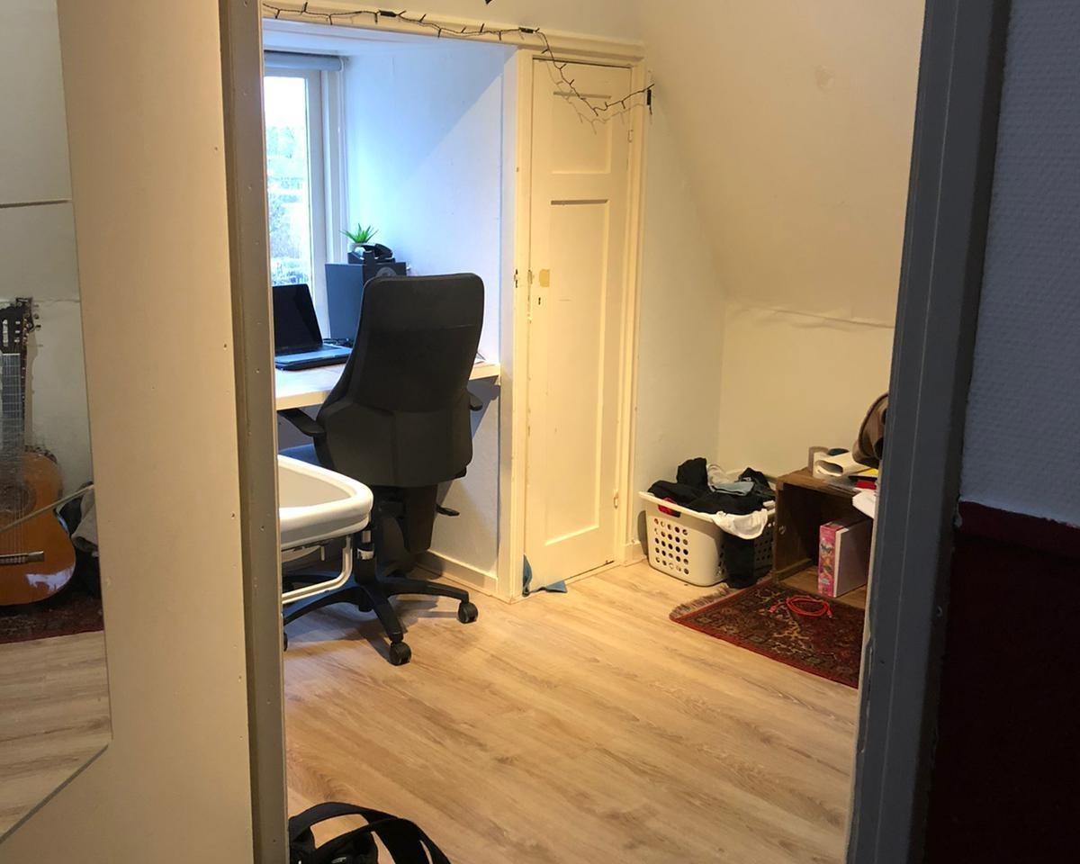 Kamer te huur op het Van Nahuysplein in Zwolle