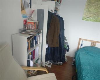 Kamer in Delft, Bosboom-Toussaintplein op Kamernet.nl: Chill klein huis zoekt jou!