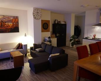 Kamer in Enschede, Beltstraat op Kamernet.nl: Kamer in nieuw appartement centrum Enschede