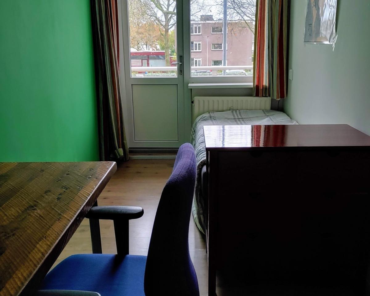 Kamer te huur aan de Nobelweg in Wageningen