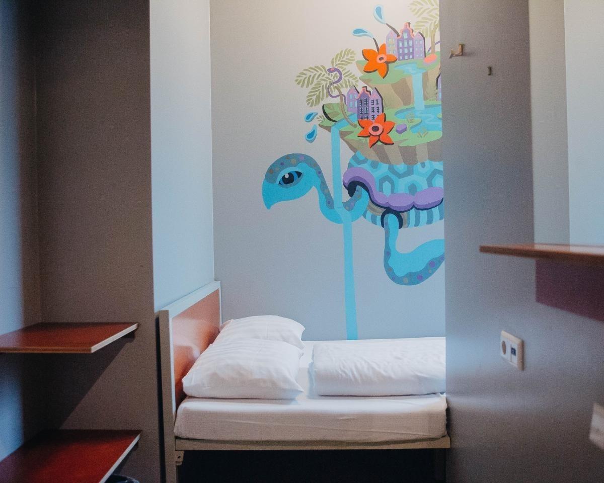 Kamer te huur aan de Badhuiskade in Amsterdam