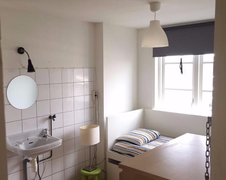 Kamer aan Derde Schinkelstraat in Amsterdam