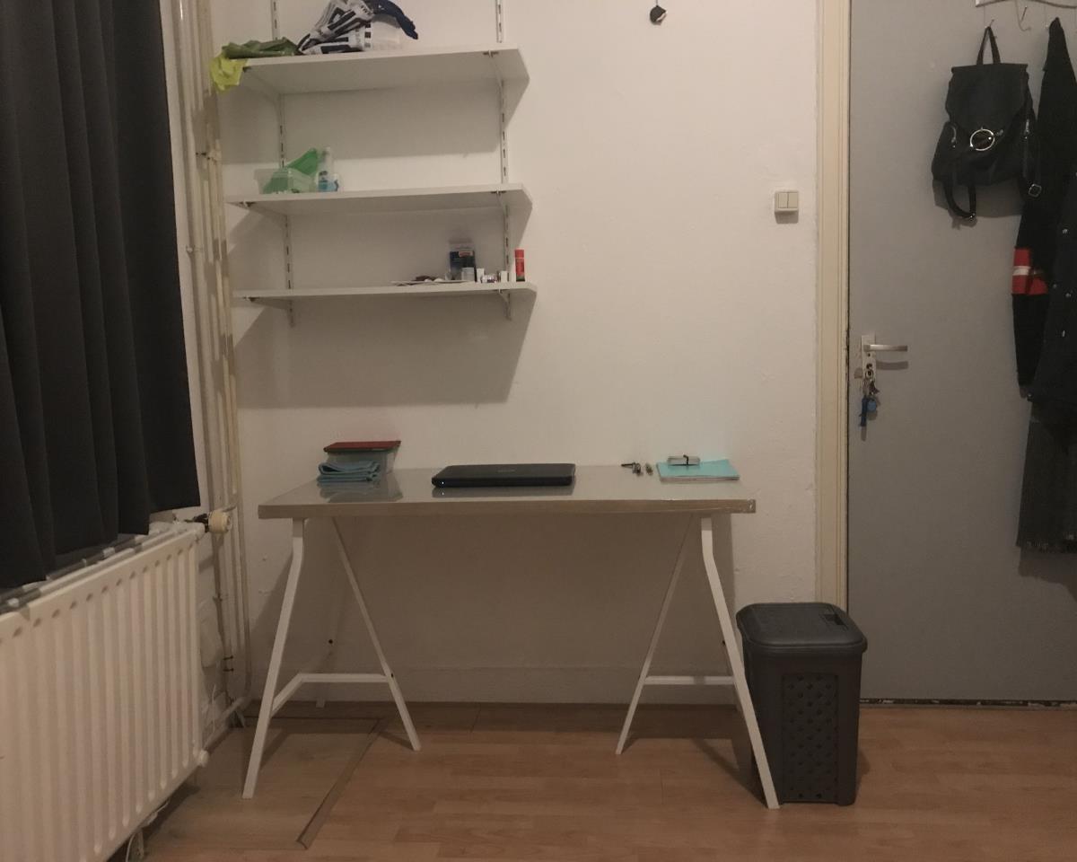 Kamer te huur in de De Riemerstraat in Tilburg
