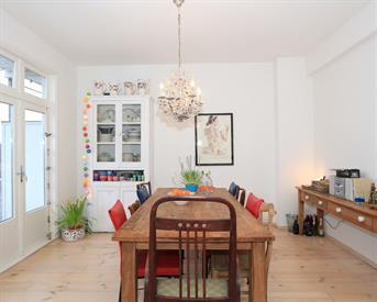 Kamer in Amsterdam, Jan Evertsenstraat op Kamernet.nl: Ruim appartement met privé dakterras