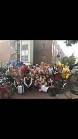 Kamer in Leiden, Kaiserstraat op Kamernet.nl: 2 vaste kamers en 1 onderhuur!!