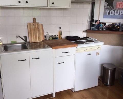 Kamer te huur aan de Bos en Lommerweg in Amsterdam