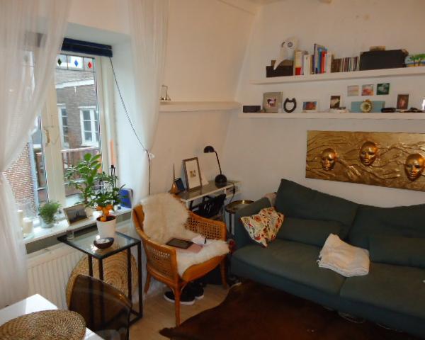 Kamer te huur in de Hoefstraat in Leiden